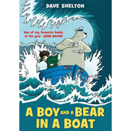 Boy and a Bear in a Boat (BOK)