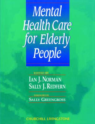 Mental Health Care for Elderly People (BOK)