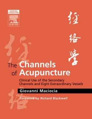 Channels of Acupuncture (BOK)