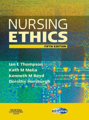 Nursing Ethics (BOK)