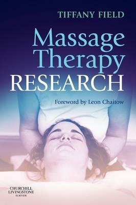 Massage Therapy Research (BOK)