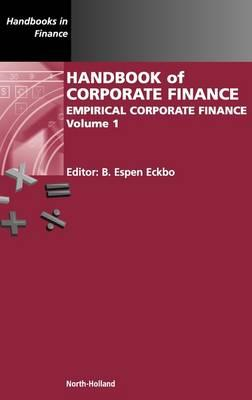 Handbook of Corporate Finance (BOK)