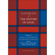Logic: A History of Its Central Concepts (BOK)