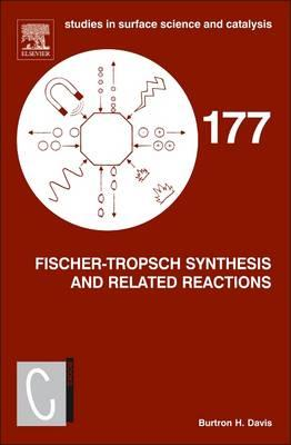 Fischer-Tropsch Synthesis and Related Reactions (BOK)