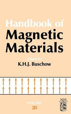 Handbook of Magnetic Materials: Vol. 20 (BOK)