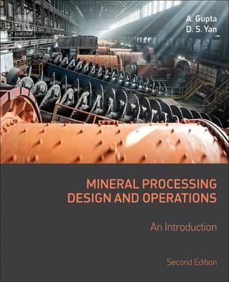 Mineral Processing Design and Operations (BOK)