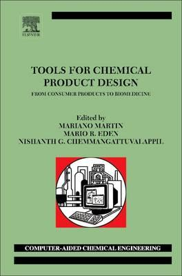 Tools For Chemical Product Design (BOK)