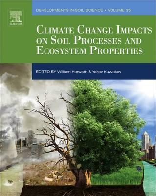 Climate Change Impacts on Soil Processes and Ecosystem Prope (BOK)