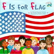 F is for Flag (BOK)
