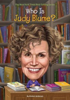 Who Is Judy Blume? (BOK)