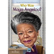 Who Was Maya Angelou? (BOK)