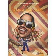 Who Is Stevie Wonder? (BOK)
