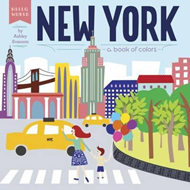 New York: A Book of Colors (BOK)