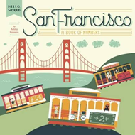 San Francisco: A Book of Numbers (BOK)