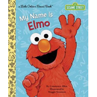My Name is Elmo (BOK)