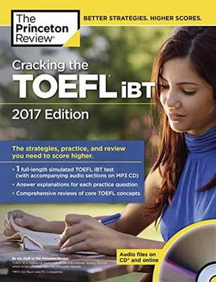 Cracking the TOEFL Ibt with Audio CD (BOK)