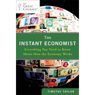 The Instant Economist: Everything You Need to Know About How the Economy Works (BOK)