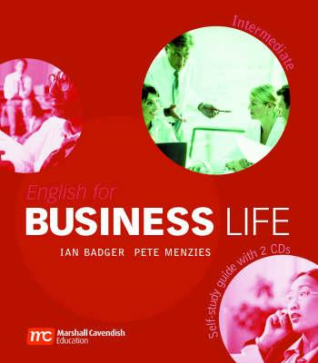 English for Business Life Intermediate : Self-Study Guide + (BOK)