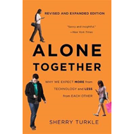 Produktbilde for Alone Together - Why We Expect More from Technology and Less from Each Other (Third Edition) (BOK)