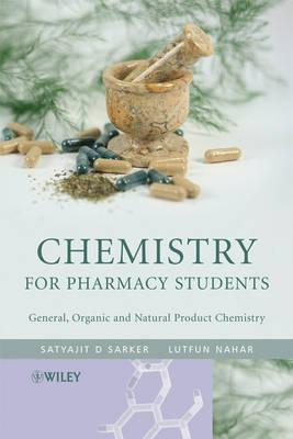 Chemistry for Pharmacy Students (BOK)