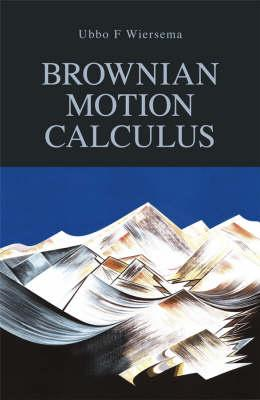 Brownian Motion Calculus (BOK)
