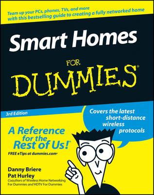 Smart Homes For Dummies (BOK)