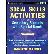 Social Skills Activities for Secondary Students with Special (BOK)