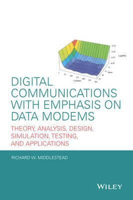 Digital Communications with Emphasis on Data Modems (BOK)