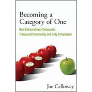 Becoming a Category of One (BOK)