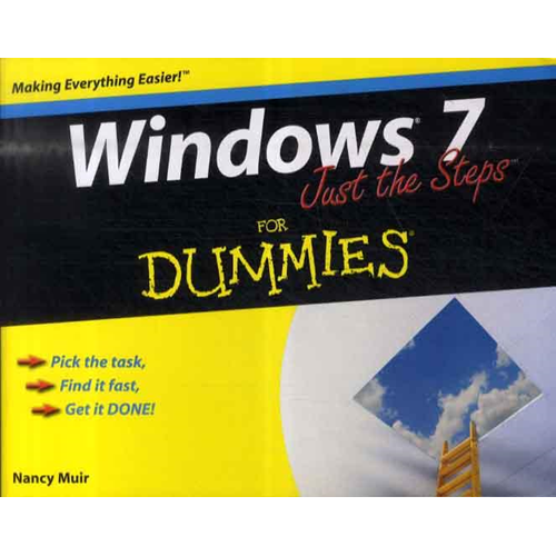 Windows 7 Just the Steps For Dummies (BOK)