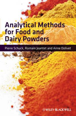 Analytical Methods for Food and Dairy Powders (BOK)