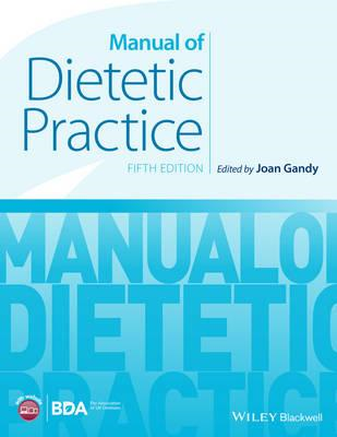 Manual of Dietetic Practice 5E (BOK)