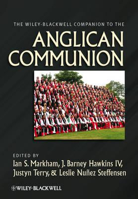 The Wiley-Blackwell Companion to the Anglican Communion (BOK)