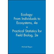 Ecology: From Individuals to Ecosystems, 4e + Practical Stat (BOK)