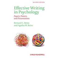 Effective Writing in Psychology (BOK)