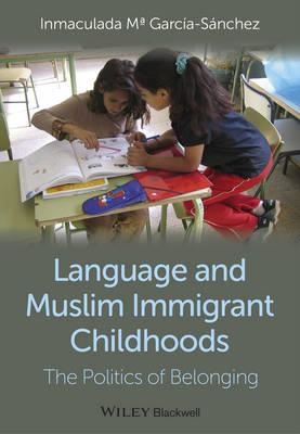 Language and Muslim Immigrant Childhoods (BOK)