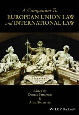 Companion to European Union Law and International Law (BOK)