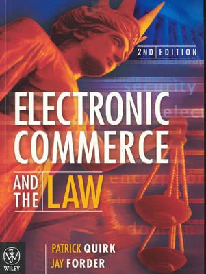 Electronic Commerce and the Law (BOK)