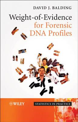 Weight-of-Evidence for Forensic DNA Profiles (BOK)