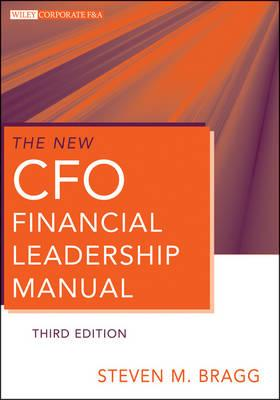New CFO Financial Leadership Manual (BOK)
