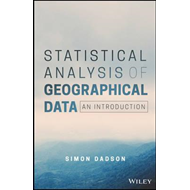 Statistical Analysis of Geographical Data (BOK)