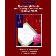 Modern Methods For Quality Control and Improvement (BOK)