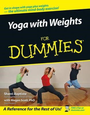Yoga with Weights For Dummies (BOK)