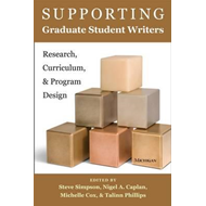 Supporting Graduate Student Writers (BOK)