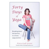Forty Days of Yoga (BOK)