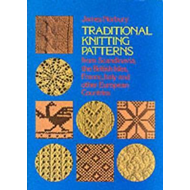 Traditional Knitting Patterns from Scandinavia, the British (BOK)