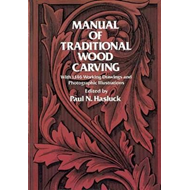 Manual of Traditional Woodcarving (BOK)