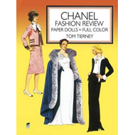 Chanel Fashion Review Paper Dolls (BOK)