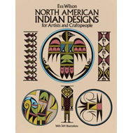 North American Indian Designs for Artists and Craftspeople (BOK)