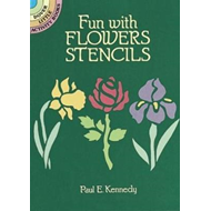 Fun with Flowers Stencils (BOK)